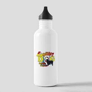 Australian Shepherd Ag Stainless Water Bottle 1.0L