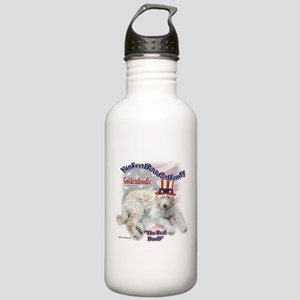 Yankee Goldendoodle Stainless Water Bottle 1.0L