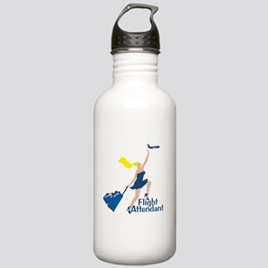 BL Catching Her Flight FA Stainless Water Bottle 1