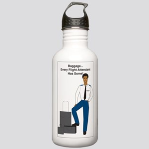 AA Baggage Man Stainless Water Bottle 1.0L