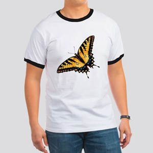 Tiger Swallowtail Butterfly Ringer T
