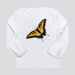 Tiger Swallowtail Butterfly Long Sleeve Infant T-S