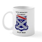 18TH INFANTRY REGIMENT - GULF WAR Mug