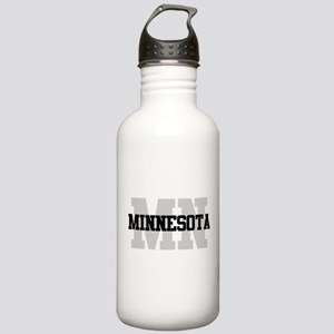 MN Minnesota Stainless Water Bottle 1.0L