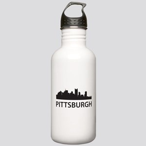 Pittsburgh Skyline Stainless Water Bottle 1.0L