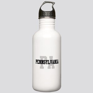PA Pennsylvania Stainless Water Bottle 1.0L