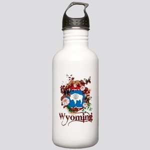 Butterfly Wyoming Stainless Water Bottle 1.0L