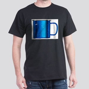 Blue Tin Cup T-Shirt