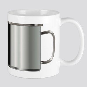 Typical Tin Cup Mugs