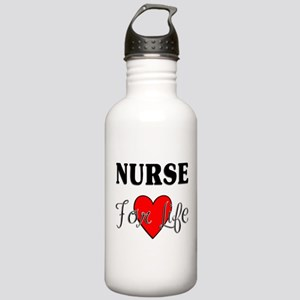 Nurse For Life Stainless Water Bottle 1.0L