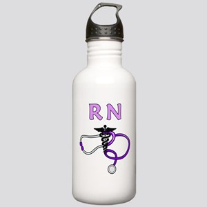 RN Nurse Medical Stainless Water Bottle 1.0L