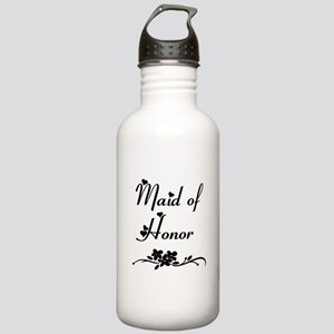 Classic Maid of Honor Stainless Water Bottle 1.0L
