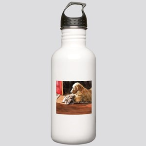 Best Buds Stainless Water Bottle 1.0L
