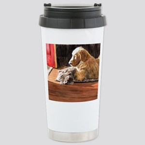 Best Buds Stainless Steel Travel Mug