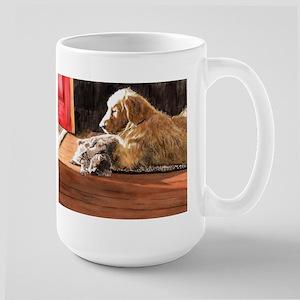 Best Buds Large Mug