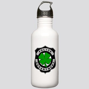 Irish Police Officers Stainless Water Bottle 1.0L