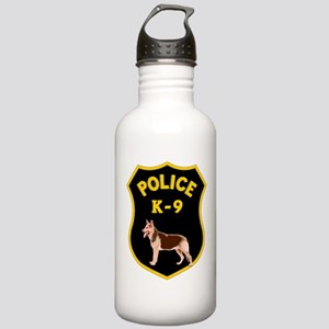 K9 Police Officers Stainless Water Bottle 1.0L