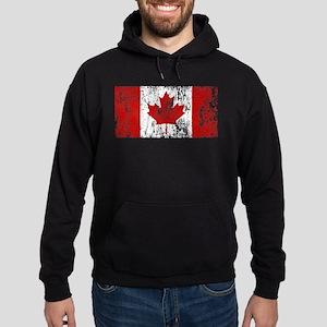 Canada Flag Pride Hoodie (dark)