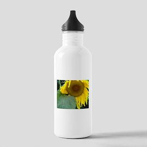 Sunflower Beauty Stainless Water Bottle 1.0L