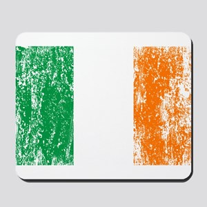 Irish Flag Pattys Drinking Mousepad