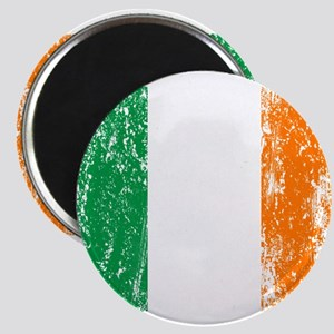 Irish Flag Pattys Drinking Magnet