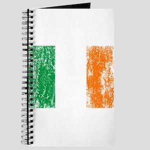 Irish Flag Pattys Drinking Journal