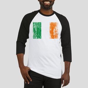 Irish Flag Pattys Drinking Baseball Jersey