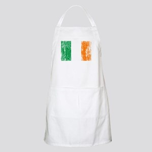 Irish Flag Pattys Drinking Apron