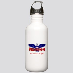 Military Welcome Home Stainless Water Bottle 1.0L