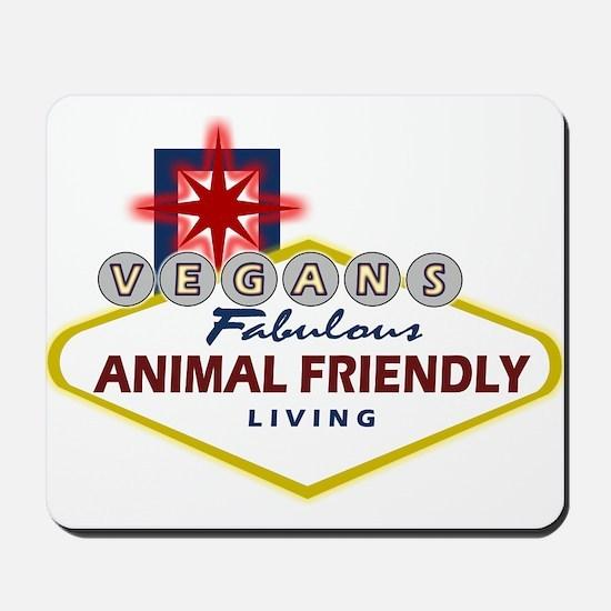 Vegas Vegan Mousepad