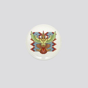 Garuda Mini Button