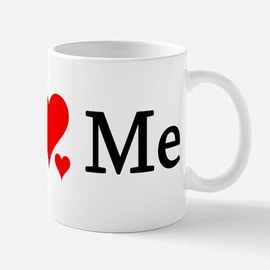 Dan Loves Me Mug