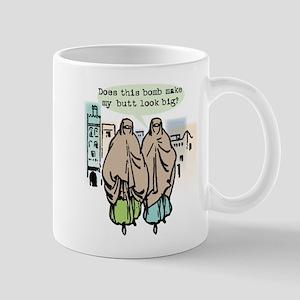 Does this bomb make....? Mug