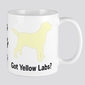Got Yellow Labs II Mug