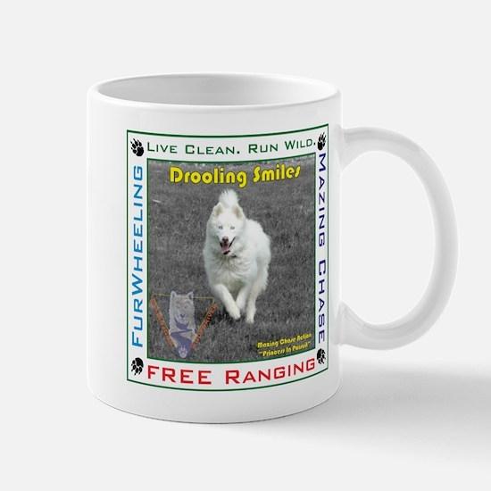 "Drooling Smiles ""Princess In Mug"