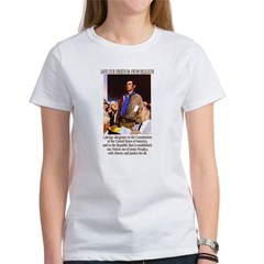 New Pledge of Allegiance Women's T-shirt