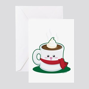 Hot Chocolate! Greeting Cards (Pk of 20)