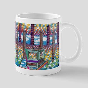 Etheric computer mug