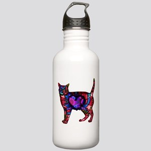 Chroma Calico Stainless Water Bottle 1.0L