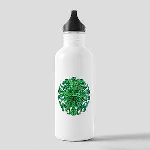 Green Man Gaze Stainless Water Bottle 1.0L