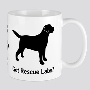Got Rescue Labs II Mug
