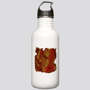 Buddha Mosaic Stainless Water Bottle 1.0L
