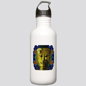 Golden Buddha Stainless Water Bottle 1.0L