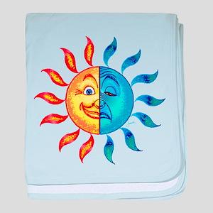 BiPolar Solar baby blanket