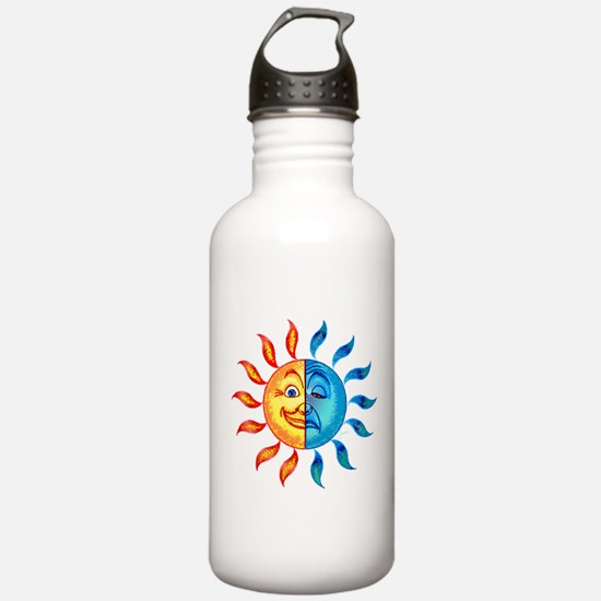 BiPolar Solar Water Bottle