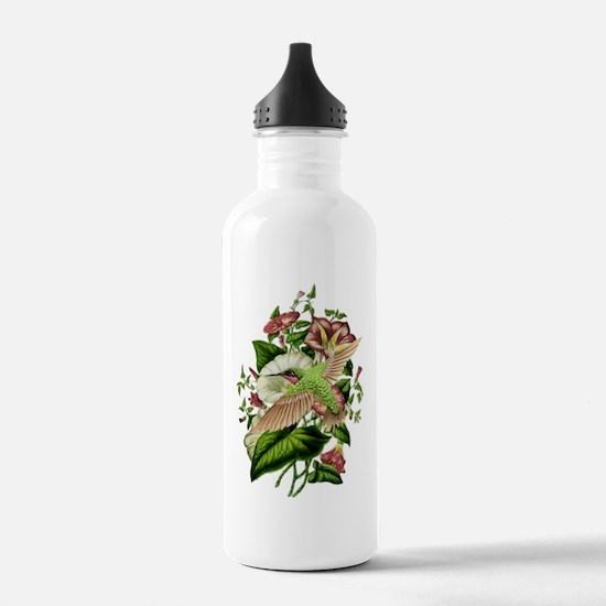 Morning Glory Water Bottle