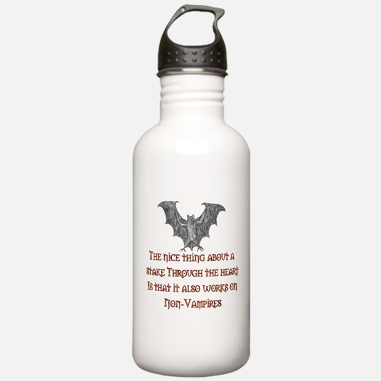 Non-Vampires Water Bottle