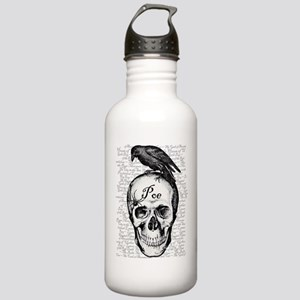 Raven Poe Stainless Water Bottle 1.0L