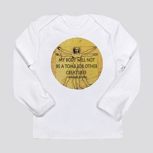 Body Tomb Long Sleeve Infant T-Shirt