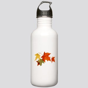 Autumn Colors Stainless Water Bottle 1.0L
